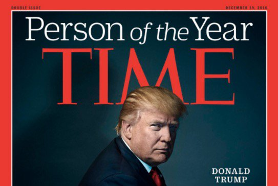 Time Magazine Meets Devil Trump, and He's Horny