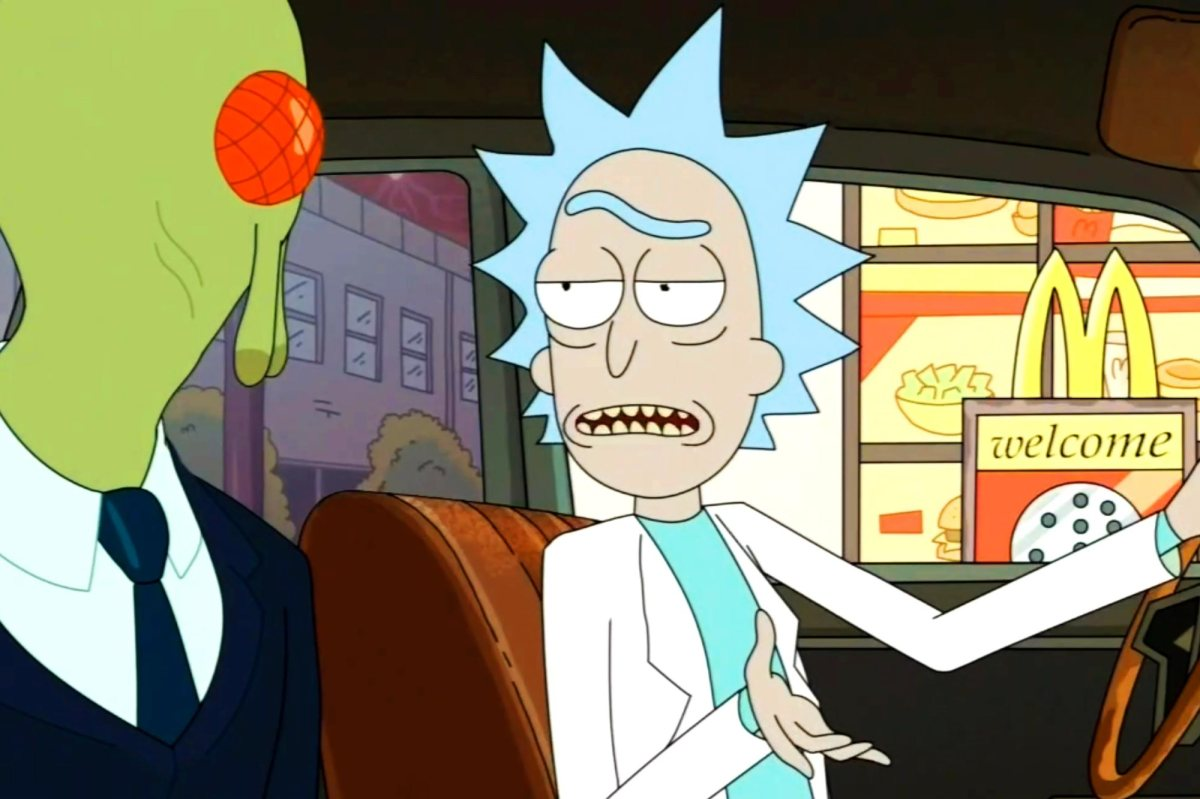 McDonald's Brings Back Szechwan Sauce After Rick and Morty Segment