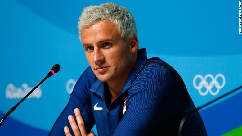 Ryan Lochte Lands Sponsorship Deal With United Airlines