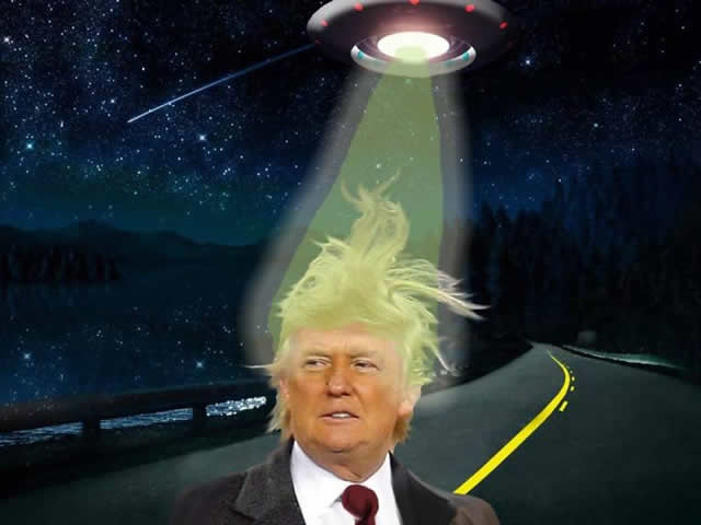 LEAKED NASA MEMO: Trump could turn Alien First Contact into Interstellar War