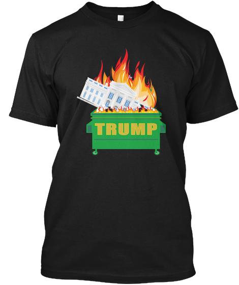 trumpster shirt 1