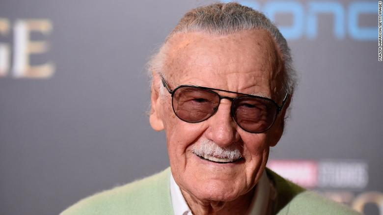 Stan Lee Donates $1.2 Billion To #MeToo